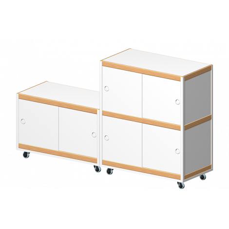Furniture on casters Combo 1