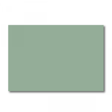 linden green MDF back panel
