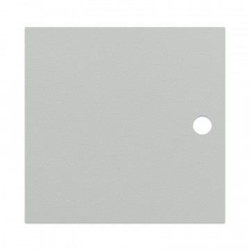 Light grey MDF door