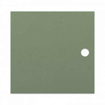 Linden green MDF door