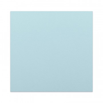 Light blue MDF back panel