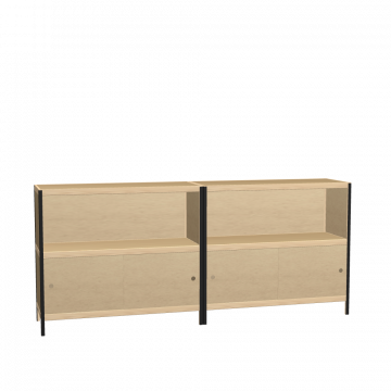 Furniture (96x220x42 cm)